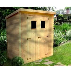 Avis abri de jardin en bois 3 m²