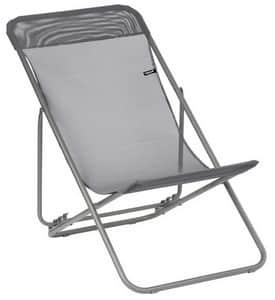 Avis chaise longue Lafuma pliable