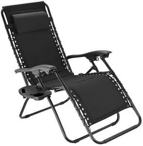 Avis chaise longue TecTake 800583