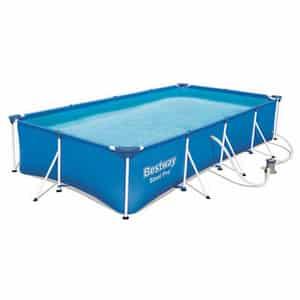 Avis piscine tubulaire rectangulaire Bestway FAC56424