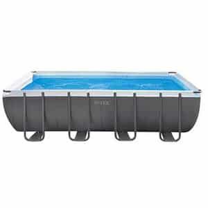 Avis piscine tubulaire rectangulaire Intex Ultra