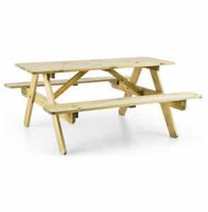 Avis table de pique-nique pour enfant Blumfeldt