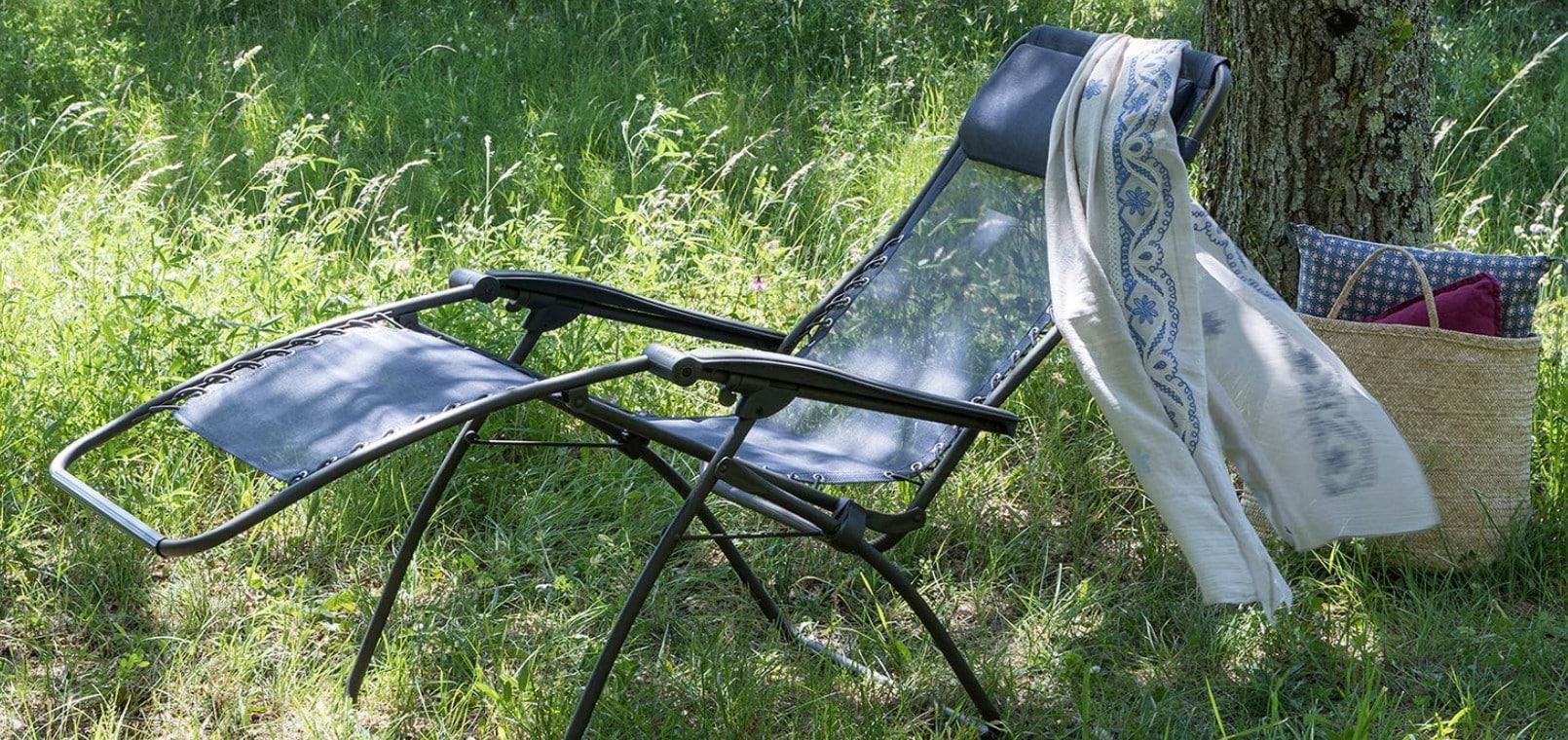 Comparatif pour choisir la meilleure chaise longue Lafuma