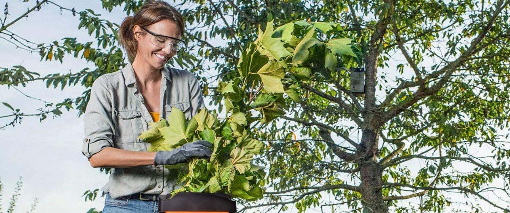 Comparatif pour choisir le meilleur broyeur de végétaux thermique