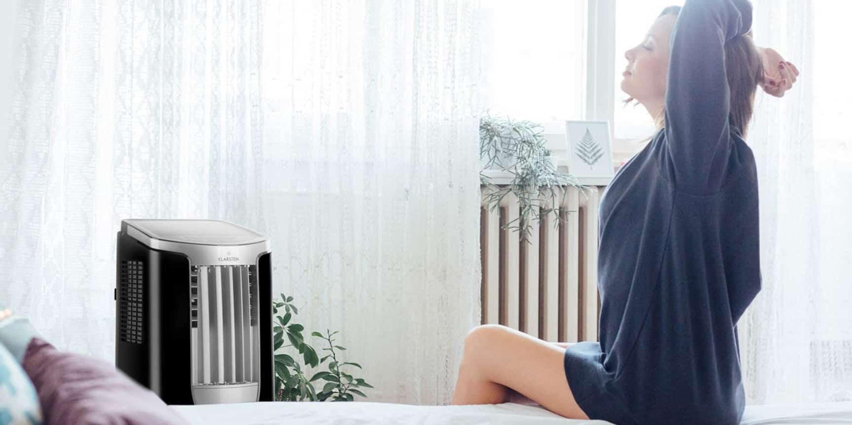 Comparatif pour choisir le meilleur climatiseur mobile Klarstein