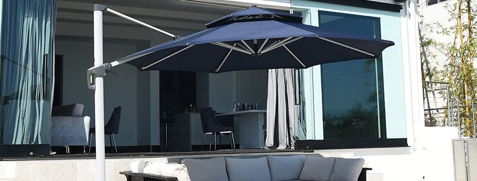 Comparatif pour choisir le meilleur parasol déporté