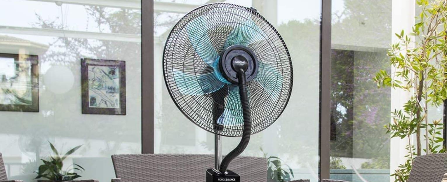 Comparatif pour choisir le meilleur ventilateur brumisateur