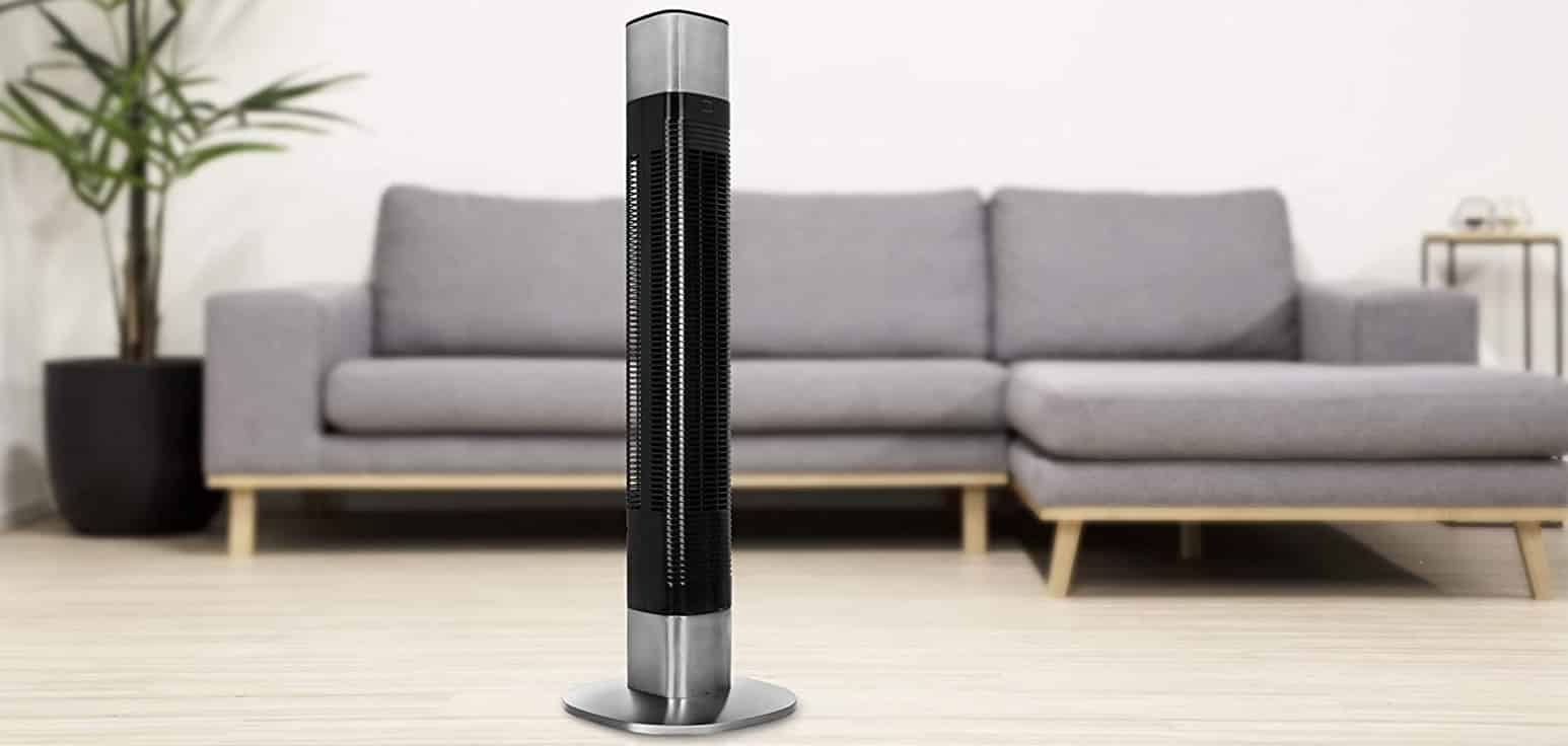 Comparatif pour choisir le meilleur ventilateur colonne silencieux