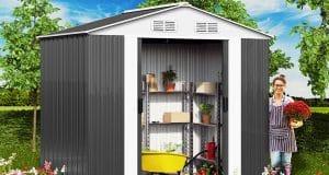 Meilleur abri de jardin pas cher 1