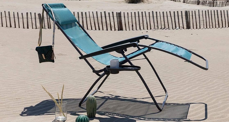 Meilleure chaise longue Lafuma 1