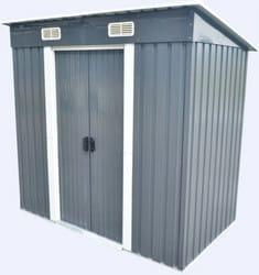 Test abri de jardin métal Bc-Elec 5662 - 0503