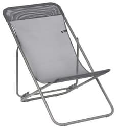 Test chaise longue Lafuma pliable