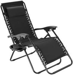 Test chaise longue TecTake 800583