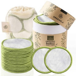 Test coton démaquillant lavable Greenzla
