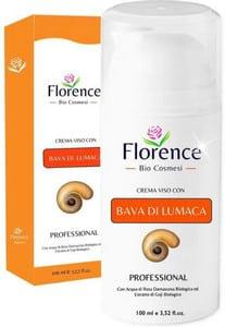 Test et avis crème à la bave d'escargot anti-rides Florence