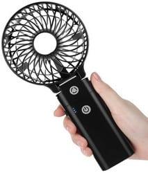 Test mini ventilateur Comlife