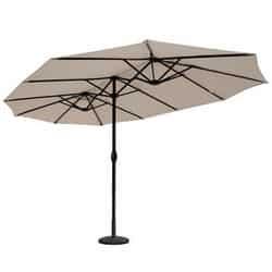 Test parasol déporté double Sekey
