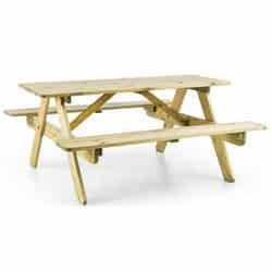 Test table de pique-nique pour enfant Blumfeldt