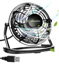 Test ventilateur USB portable VGUARD
