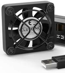test ventilateur USB Eluteng
