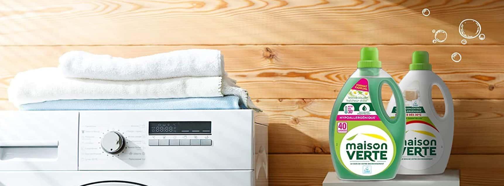 Comparatif pour choisir la meilleure lessive écologique bio