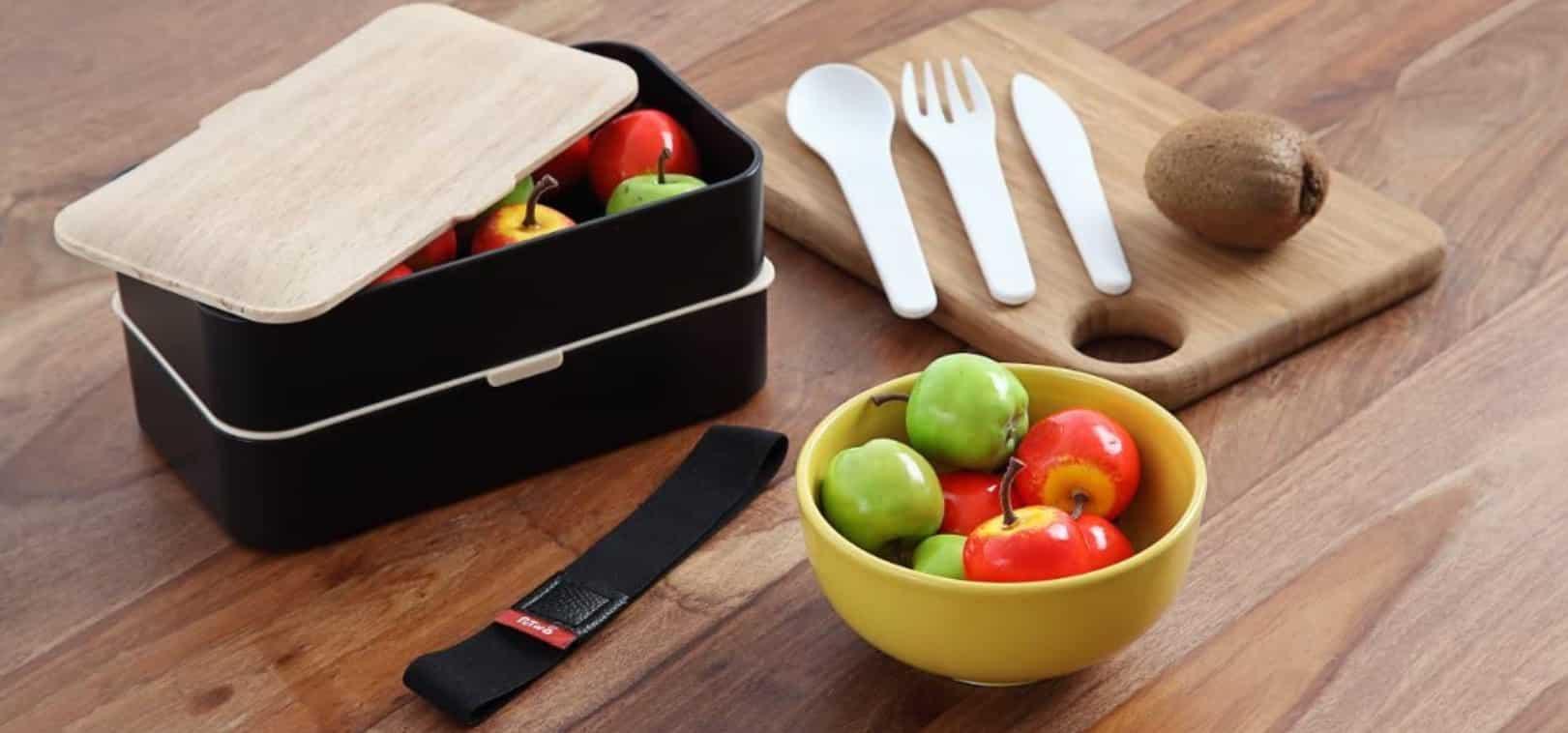 Comparatif pour choisir la meilleure lunch box écologique