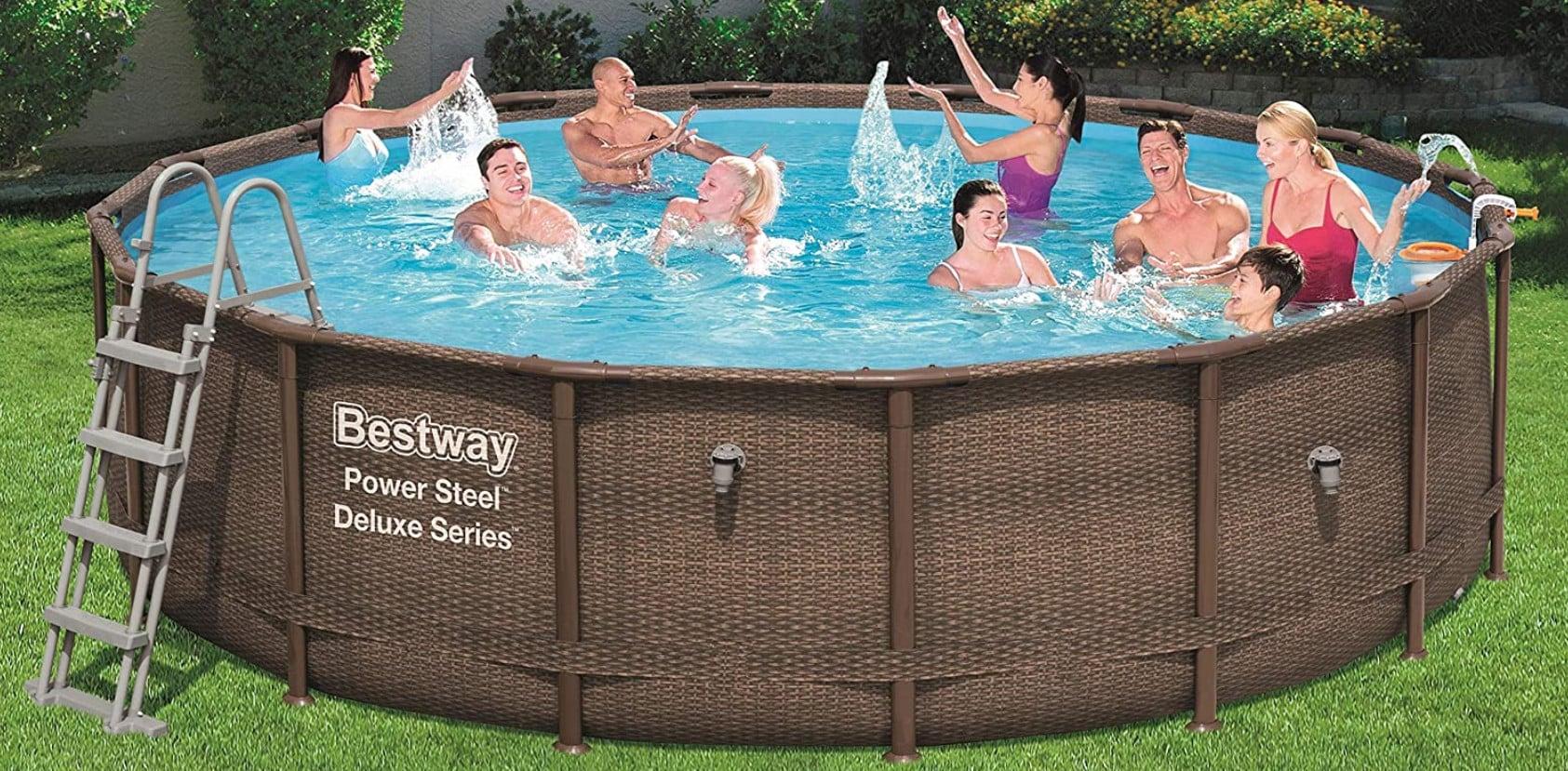 Comparatif pour choisir la meilleure piscine hors sol