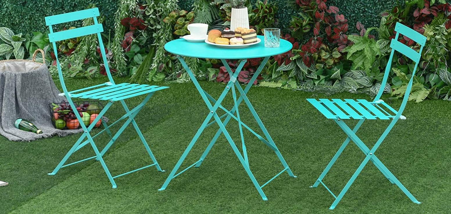 Comparatif pour choisir la meilleure table de jardin pas chère