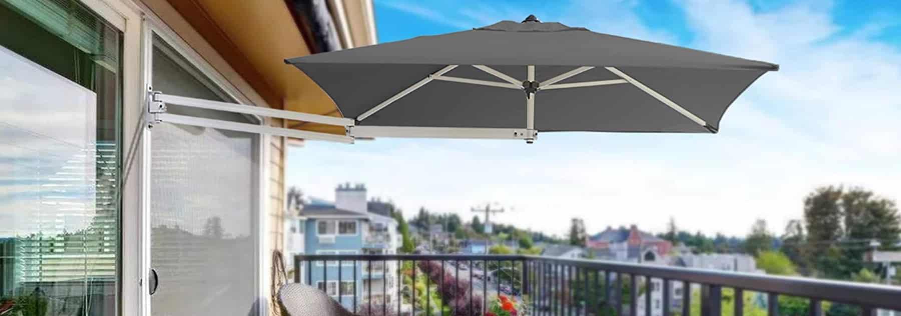 Comparatif pour choisir le meilleur parasol mural