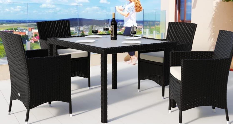 Meilleure table de jardin pas chère