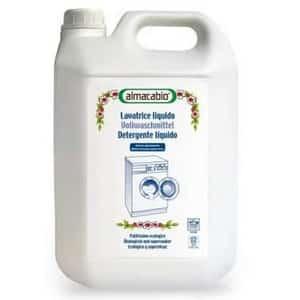 Test et avis sur la lessive écologique bio liquide Almacabio