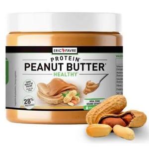 Test et avis sur le beurre de cacahuète Eric Favre