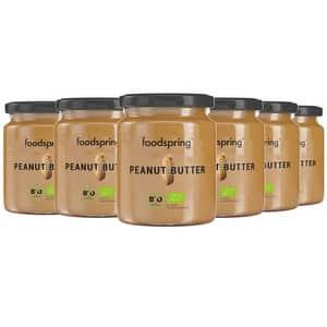 Test et avis sur le beurre de cacahuète Foodspring