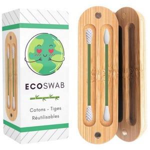 Test et avis sur le coton tige réutilisable EcoSwab