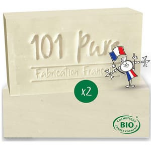 Test et avis sur le savon au lait de chèvre bio 101Pure