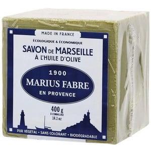 Test et avis sur le savon de Marseille à l'huile d'olive Marius Fabre
