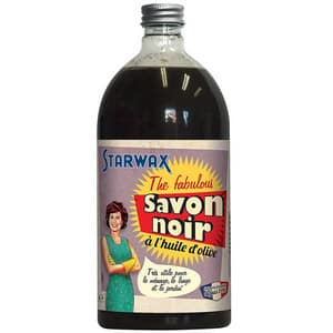 Test et avis sur le savon noir Starwax Fabulous
