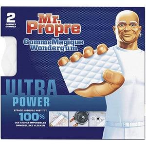 Test et avis sur l'éponge magique Mr Propre Ultra Power
