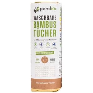 Test et avis sur l'essuie tout lavable Pandoo