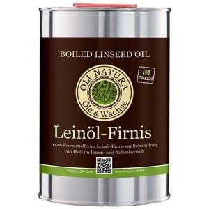 Test et avis sur l'huile de lin protectrice Oli-Natura
