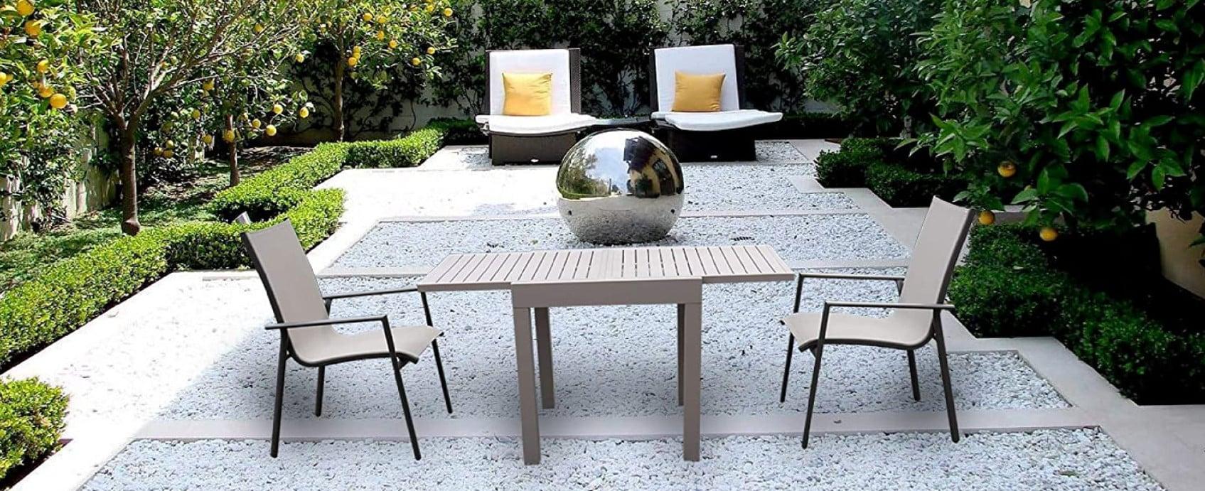 Comparatif pour choisir la meilleure table de jardin extensible