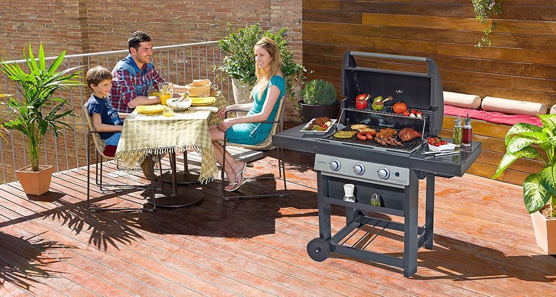 Meilleur barbecue Campingaz