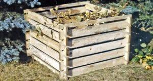 Meilleur composteur en bois