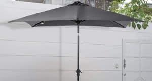 Meilleur parasol rectangulaire