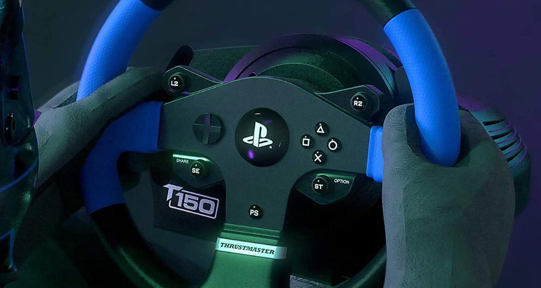 Meilleur volant PS4