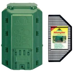 Test et avis sur le composteur Neudorff DuoTherma 530 litres