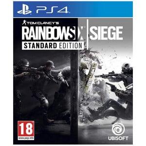 Test et avis sur le jeu de FPS PS4 Rainbow Six Siege