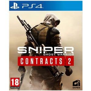 Test et avis sur le jeu de FPS PS4 Sniper Ghost Warrior Contracts 2