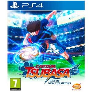 Test et avis sur le jeu de Foot PS4 Captain Tsubasa