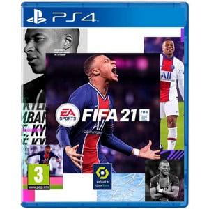 Test et avis sur le jeu de foot PS4 FIFA 21